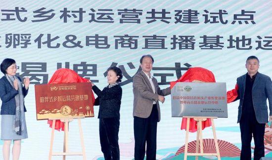 《【恒耀平台代理】乡村复兴论坛・荣昌峰会开幕 为乡村振兴献策》