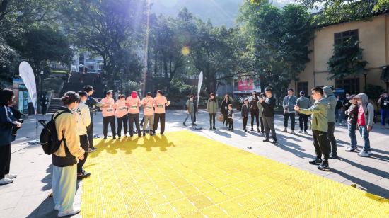 《【恒耀代理官网】厦门航空SDGs城市穿越赛重庆开赛》
