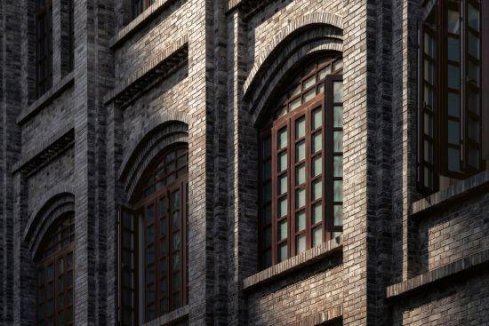 2020建筑大师奖获奖作品—火柴坊修复后实景。