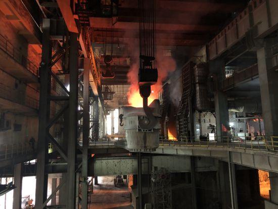 《【恒耀平台代理】中冶宝钢以技改助重钢产能升级》