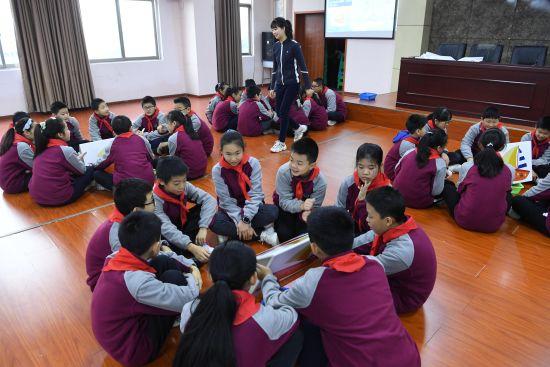 《【恒耀代理主管】两江新区探索特色心理健康教育模式》