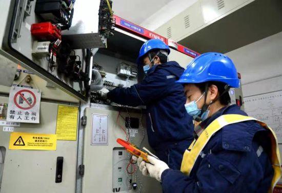 《【恒耀代理官网】重庆电力运用电力环保大数据监测系统助力企业合理排污》