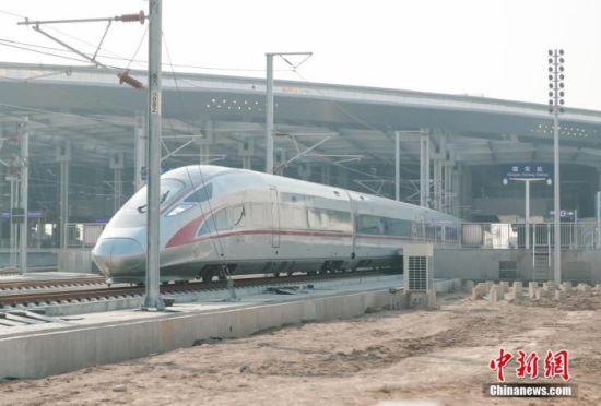 2021年中国铁路将投产新线3700公里 完成经营收入11770亿元