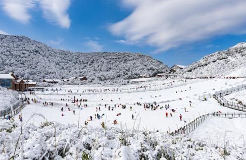 《【恒耀平台代理奖金】留渝过年更暖心 金佛山及神龙峡景区推出门票优惠》