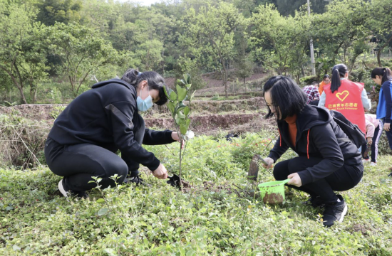 宗申集团汇聚青年力量助力乡村振兴