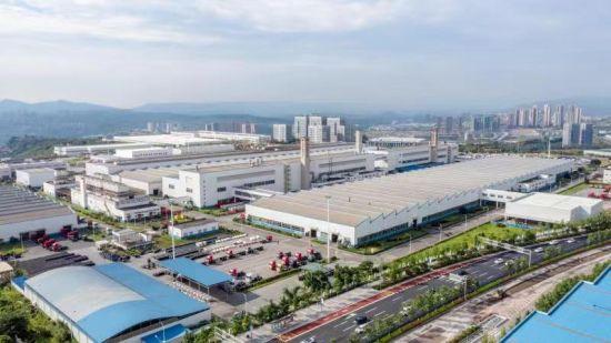 位于重庆两江新区的上汽红岩公司总部。