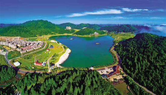 豐都縣南天湖國家級旅游度假區