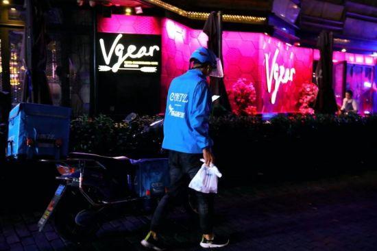 重慶深夜營業的燒烤門店在全國位列第一 。餓了么供圖