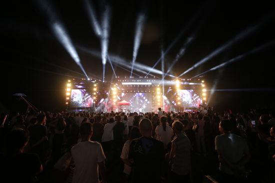 图为音乐节现场。主办方供图