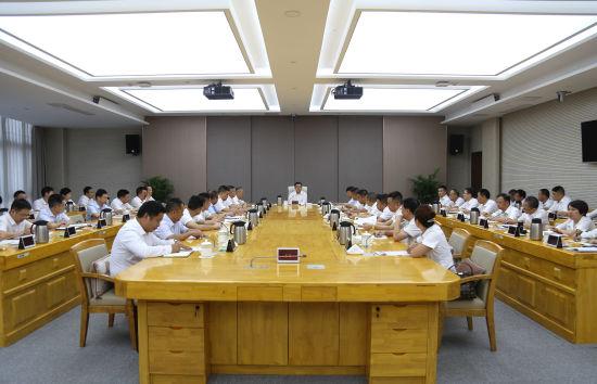 图为座谈会现场。云阳县委统战部供图