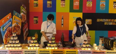 喜優味橄欖油系列調味品包括四大類。受訪者供圖