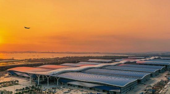 深圳国际会展中心。图源招商蛇口官网