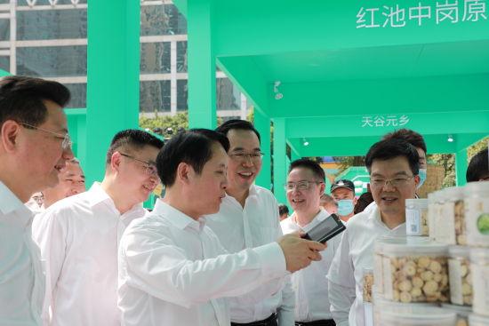 活动现场。巫溪县委宣传部供图
