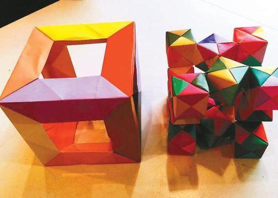折纸工程车图解