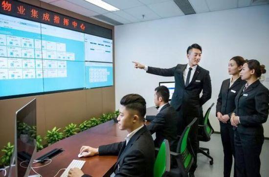 龙湖物业对准方针:共享行业操纵体系