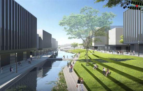 两江新区中德产业园明年初开工