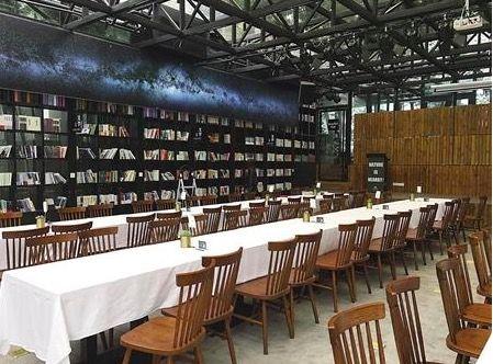南之山书店-美酒 咖啡 多业态能否拯救实体书店