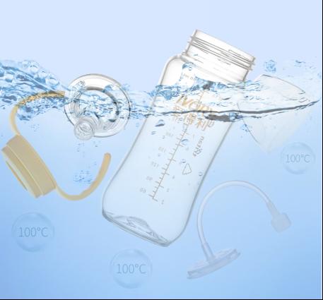 爱得利推新品Tritan特丽透奶瓶 助力创新型母乳喂养系统