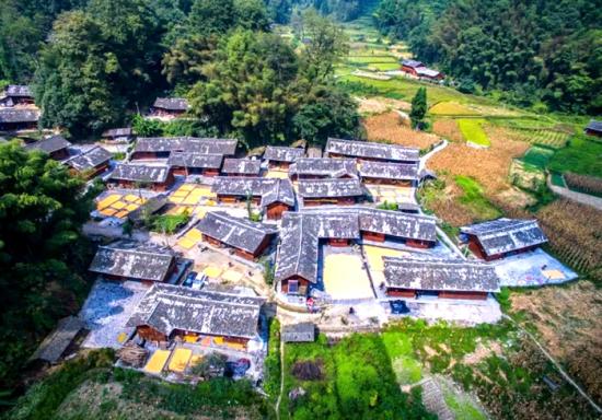 秀山:加大对民族特色传统村落的保护工作