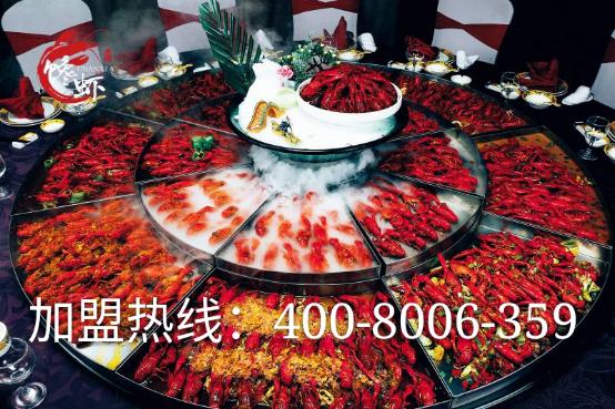 四季馋虾小龙虾餐饮招商加盟品牌开创小吃美食新时代