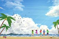 海洋狂歡嘉年華 參加海洋知識競賽贏海島6日雙人游
