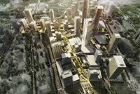 重庆北中心地标级综合体亮相 龙湖天际全球首发
