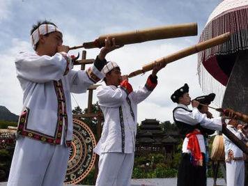 重庆举办第二届世界苗族葡京注册赌场艺术节 海内外苗胞共享盛会