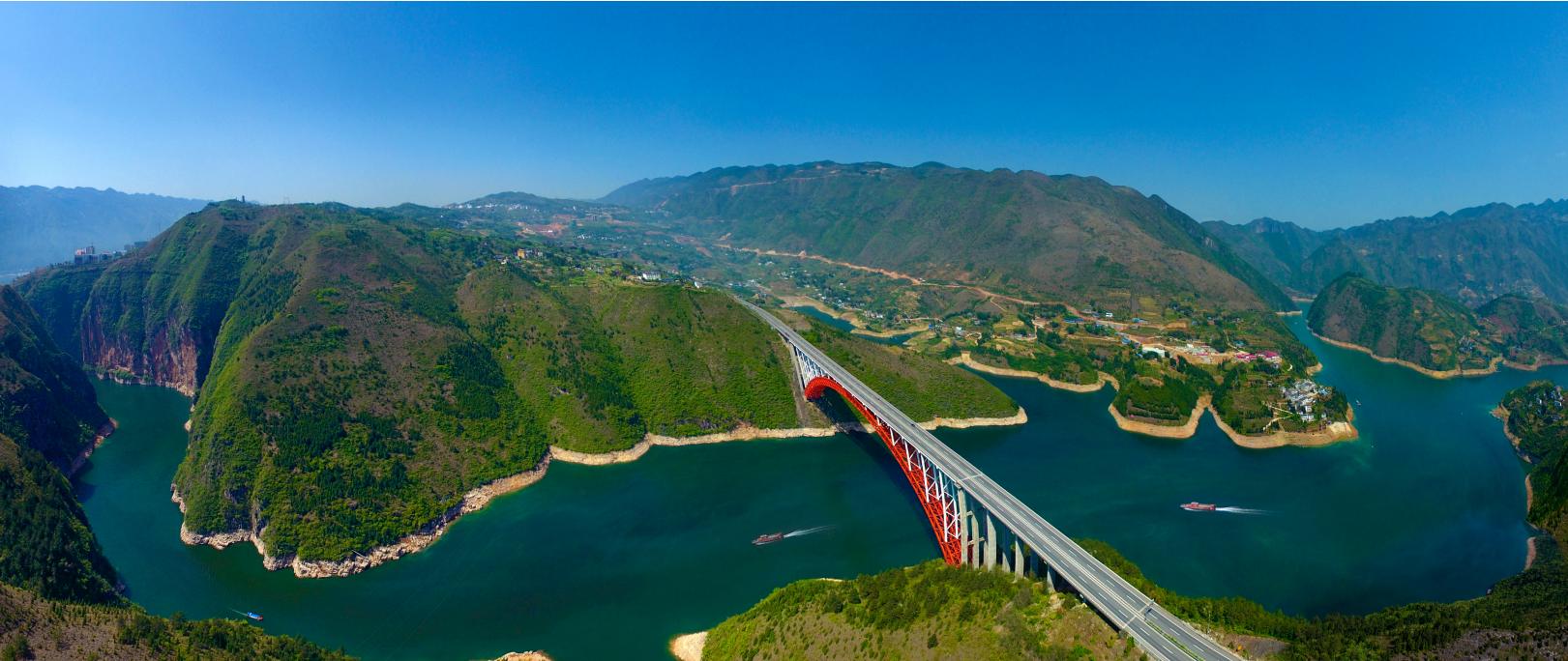 重庆跨江桥